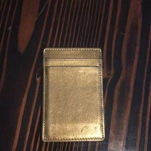 J Crew Magic Wallet